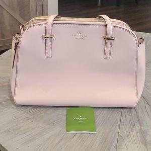 NEW Kate Spade blush pink shoulder bag